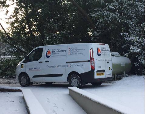 Worcester Bosch heating and plumbing engineers